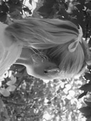 Peering through the trees by MrCoryO
