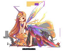 Mushroom girl by oOAngeliceOo