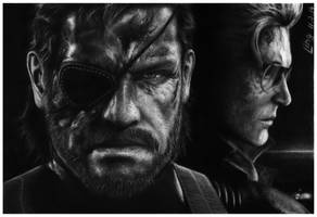 Metal Gear Solid V: Ground Zeroes by Lukasing