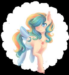 Sea Pony [Commission] by ShimayaEiko