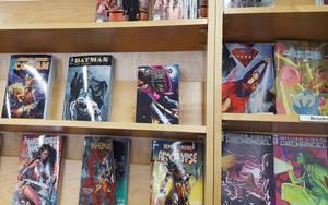 Bookshelf1 by co-comic