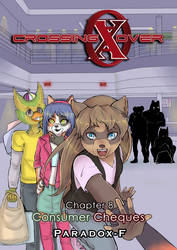 Crossing-Over Chapter 8 Cover by co-comic