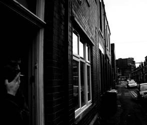 Post-punk gloom by Marksteiner