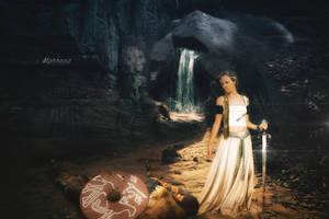 Aslaug by Mahhona