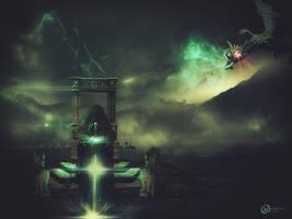 Dark-invocation by Mahhona