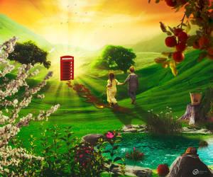 Fantastic-journey by Mahhona