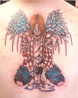Kurt Cobain by kayden7