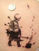Skeleton Guy by kayden7