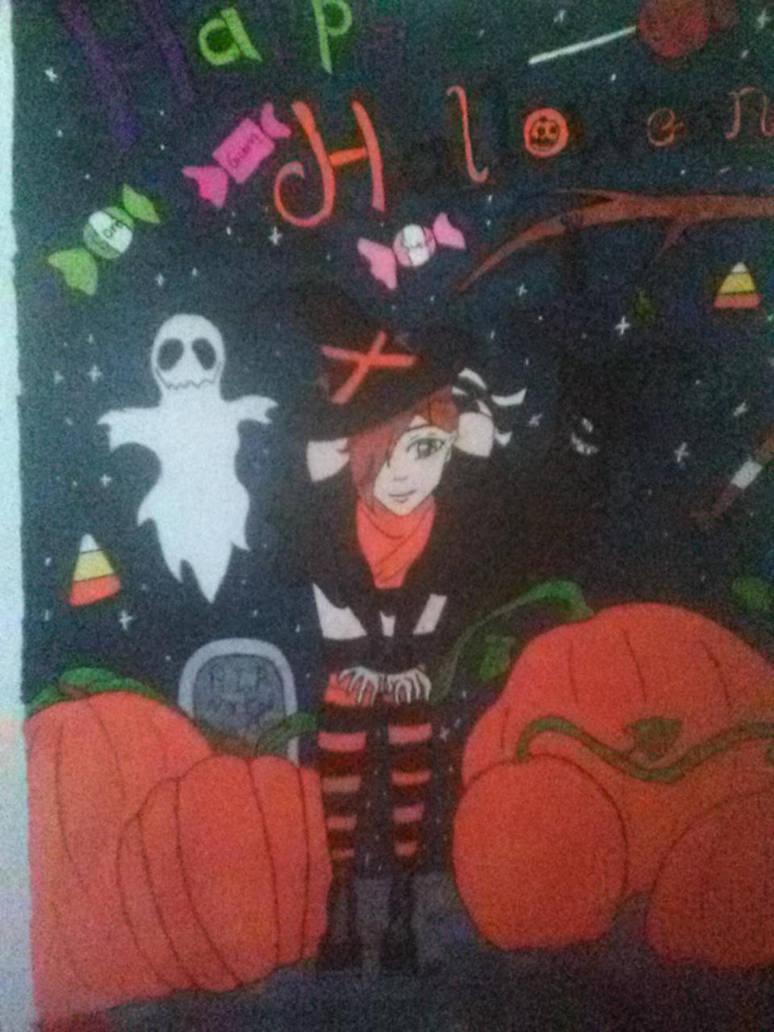 Happy Halloween! by StormWoodStudio