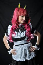 Stella Vermillion [Maid Version] by Sakura-Neko-Hime
