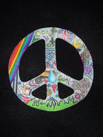 Peace by delirioushamster