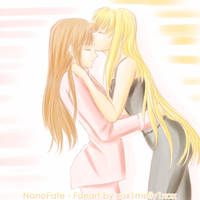 NanoFate - Only One by xox1melly1xox