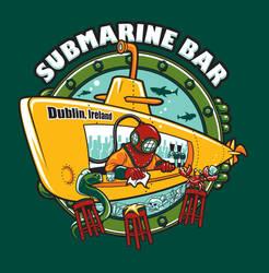 Submarine Bar by yolkum