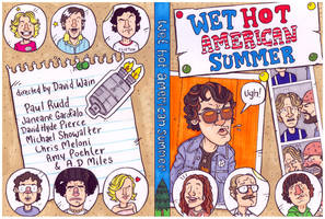 Wet Hot American Summer by stayte-of-the-art
