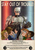 Robocop. by stayte-of-the-art