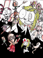Lenore Gang by NotNights