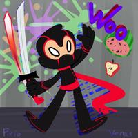 Fruit Ninja by NotNights