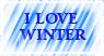 I love winter by xKaylen
