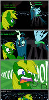 doing what the queen wishes P1 by EvilFrenzy