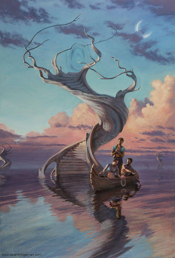 The Way Between by sarahfinnigan