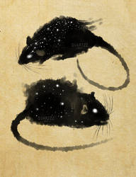 Stardust Babies by Quartzzy