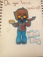 Chibi Ticci Toby! by Beam-Me-Up-Scottie