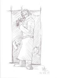 John Constantine by elcid423