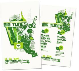 big tunes by magican777