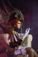 Trinity Blood. Mary Spencer by MarionetteTheatre