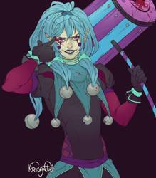 Poppy poooo by GrimaceJester