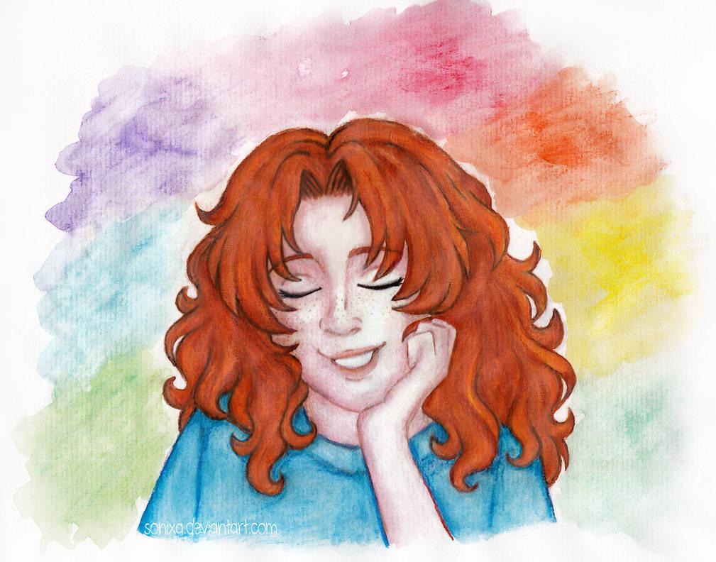 She's like a rainbow by SONIXA