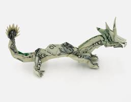 Two Dollar Chinese Dragon by orudorumagi11
