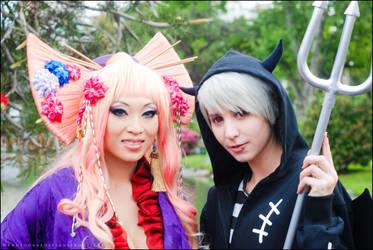 With Yaya Han Artecosplay 2 by Soubixcos
