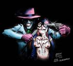 Batgirl #41 Variant Extreme by brentcherry
