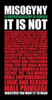 Misogyny by brentcherry