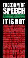 Freedom of Speech by brentcherry