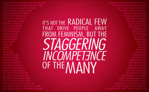 Why Feminism Repels by brentcherry