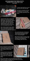 Tutorial - Making A Faux-Book Box by Spykkie-Sama