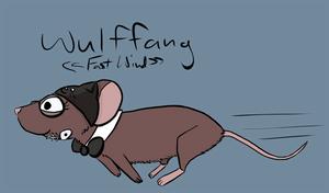 Wulfy by Kiveah
