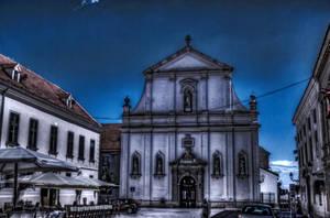 Crkva sv. Katarine by Shryi