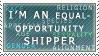 'Equal Opportunity' stamp by Dr-Nusakan