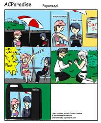 ACParadise- Paparazzi Comic by LesEtoilesLumiere