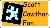 Scott Cawthon Stamp by A-Battery