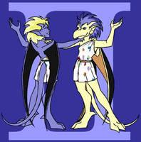 April 2005: Gargoyles Zodiac by ekkapinto-MGC