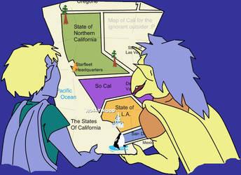 June '09: California Goyles by ekkapinto-MGC