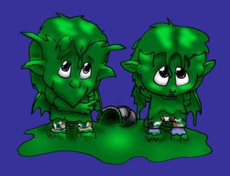 July 2009 - Going Green by ekkapinto-MGC