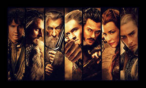 Hobbit - Desolation of Smaug Wallpaper by BrkOzcucecik