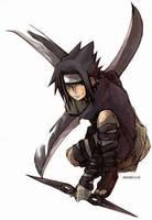 sasuke by 8puppydevil8