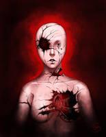 Heartache by crespella
