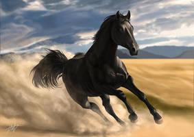 Running Wild by Fenris-V